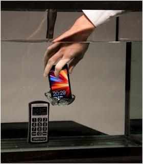 [CES 2012] Dispositivos a prova d'água poderá virar moda para Androids