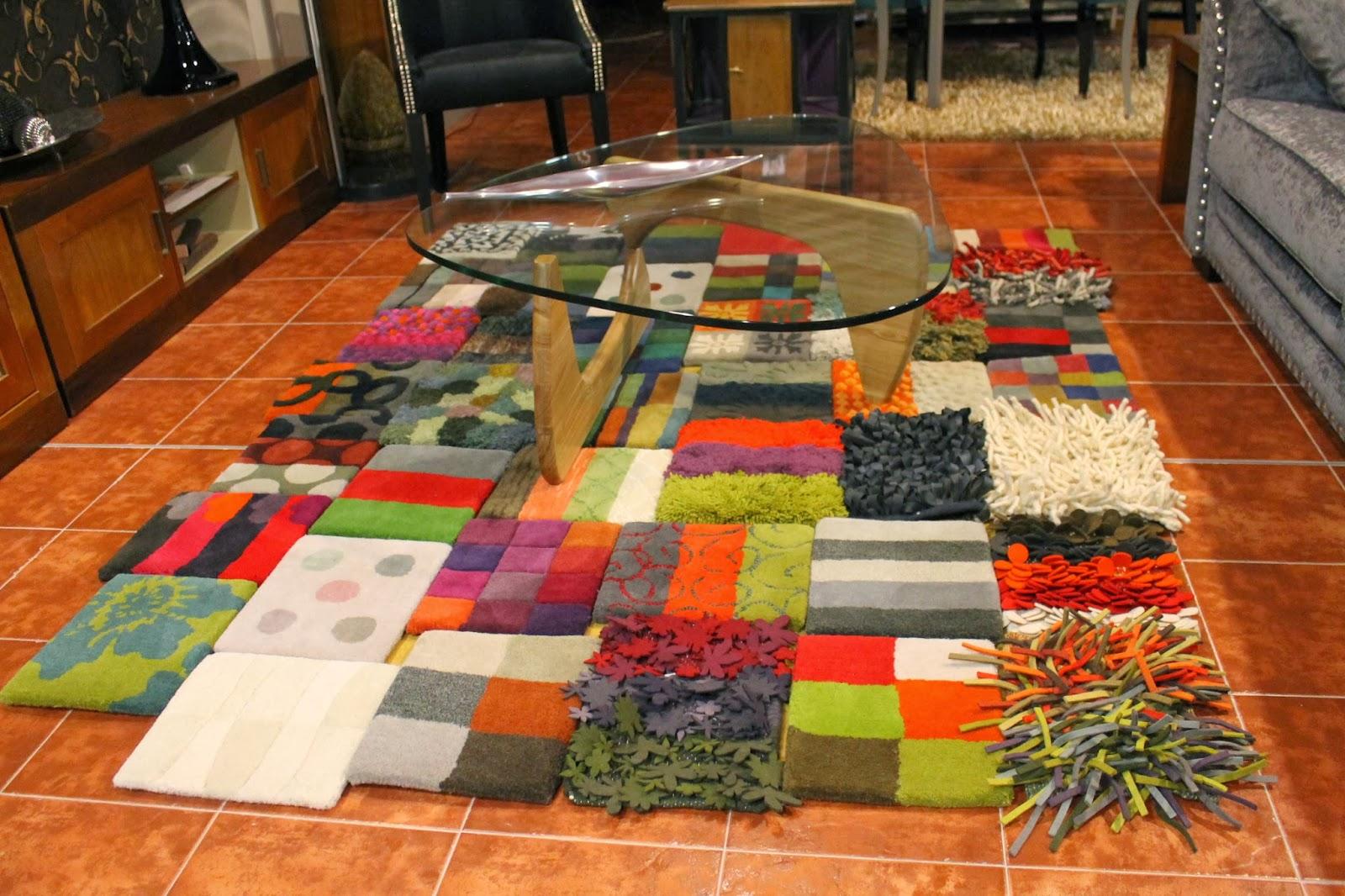 Alfombra patchwork, Nanimarquina.
