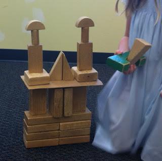 Balancing block structure (Brick by Brick)