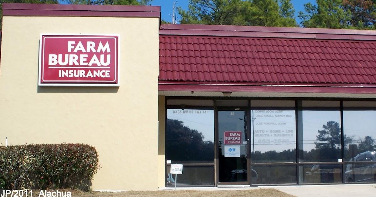 Gainesville florida alachua county uf university for Bureau insurance