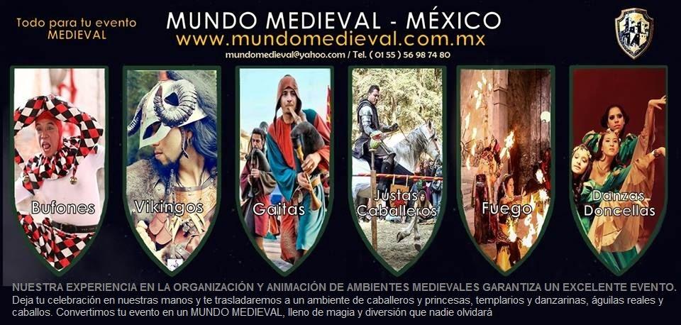SHOW MEDIEVAL en MÉXICO | Medieval México | Espectáculos y Festivales.