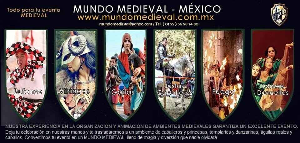 SHOW MEDIEVAL | FESTIVAL MEDIEVAL MÉXICO