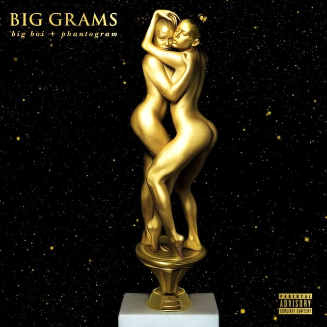 Big Grams - Big Grams (2015)