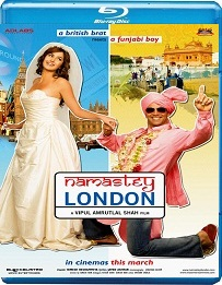 Namaste London (2007) BluRay