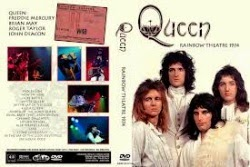 Queen Live At The Rainbow 74 CD y DVD