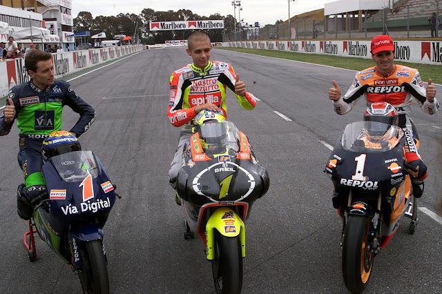 MotoGP Indonesia 1996 dan 1997