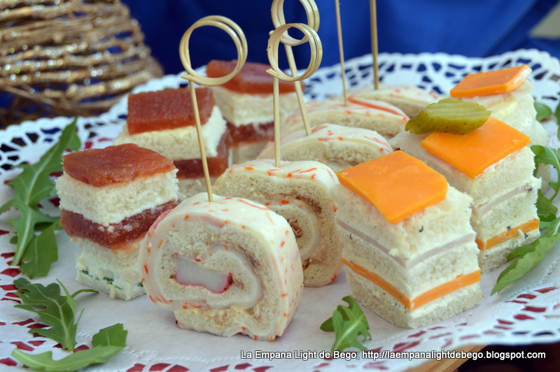 Cuina amb la mestressa 6 aperitivos y entrantes para navidad for Canapes y aperitivos
