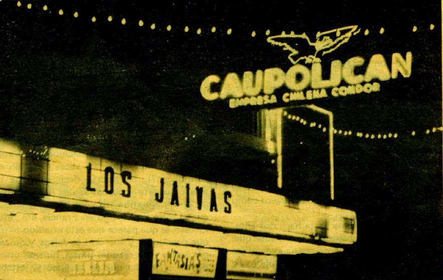 CAUPOLICAN 80`s