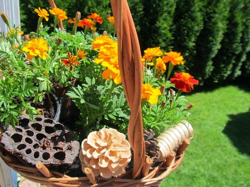 Ogrodowo-balkonowy upcycling – DIY
