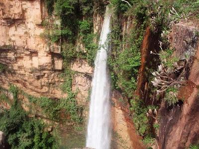 Cachoeira Véu da Noiva - Chapada dos Guimarães