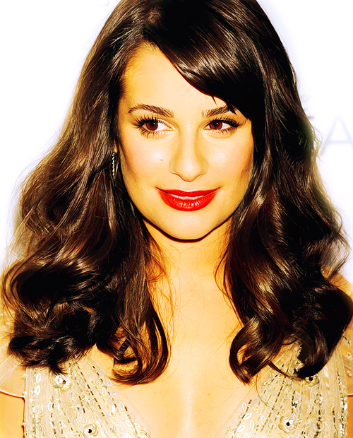 Lea Michele Hairstyles 47