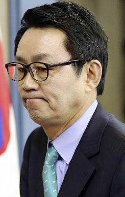 Yoon Chang-jung, ex-portavoz del gobierno coreano