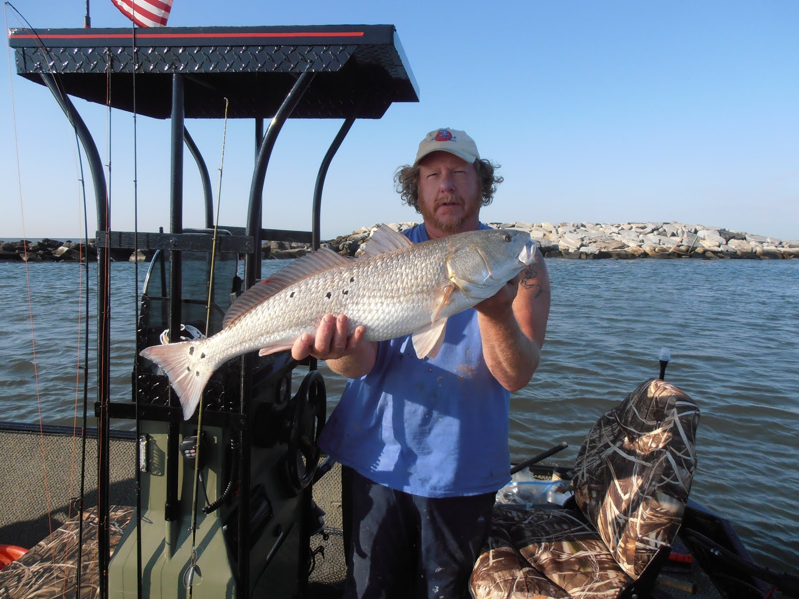 Big Red Drum