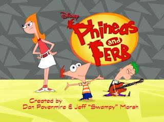 Phineas y Ferb y Candace