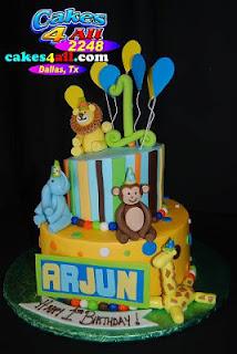 Birthday Cakes Allen Tx