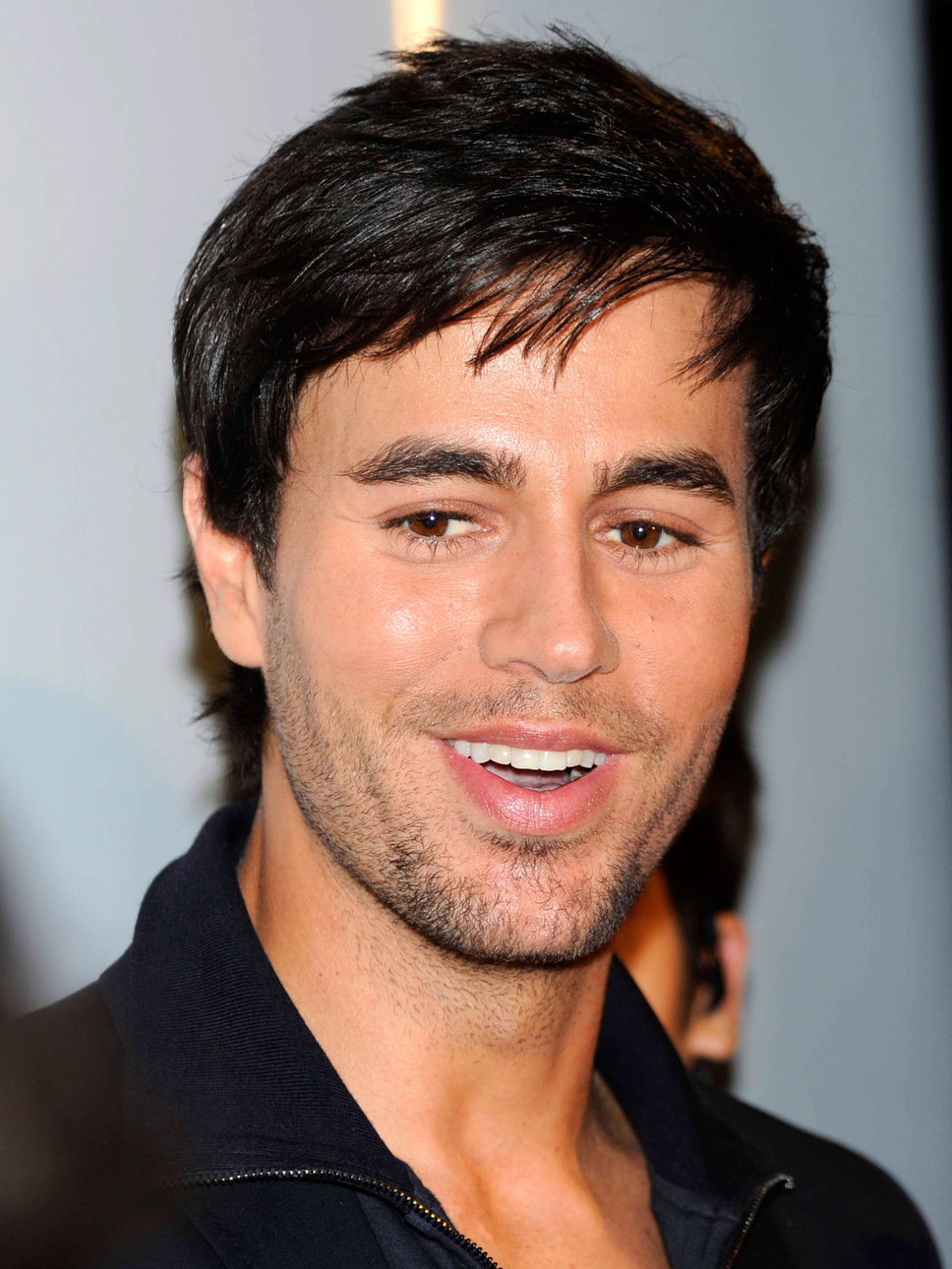 Hollywod Days Enrique Iglesias Short Hairstyles