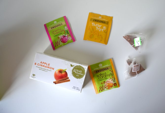 My Favourite Teas | Green Tea, Chocolate Teas and More!