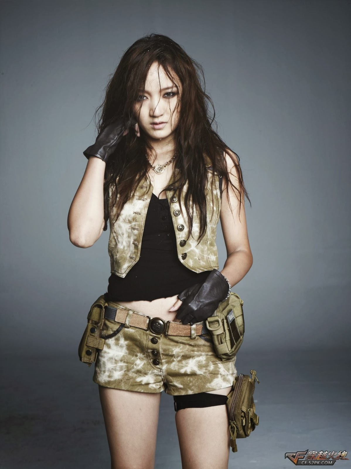 miss A Crossfire Photoshoot