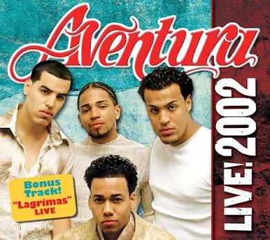 Aventura - Aventura LIVE! 2002 (2011) By EVM.rar