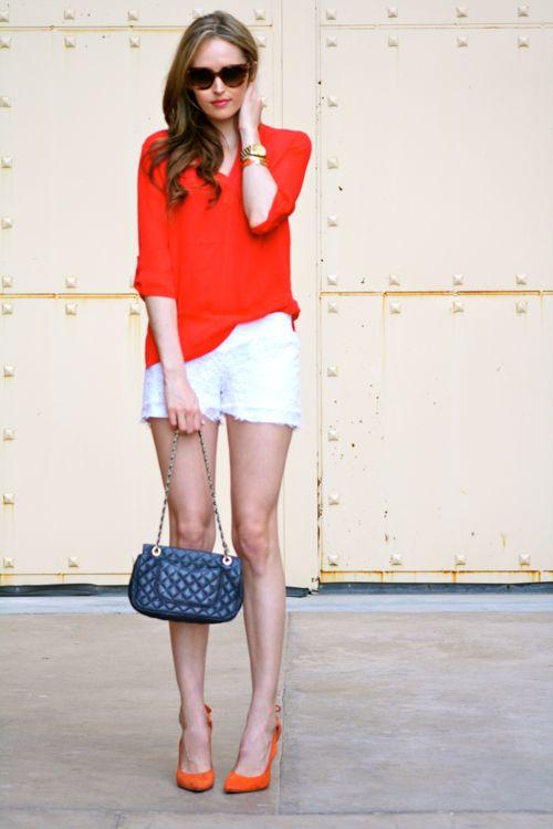Personal Style Blogger-Fashion Blogger-Michael Stars Top-Prada Sunglasses