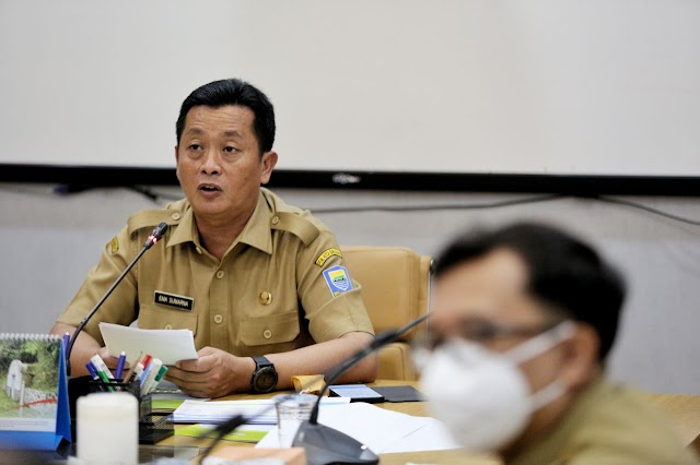 Karena Covid-19, RPJMD Kota Bandung akan Berubah