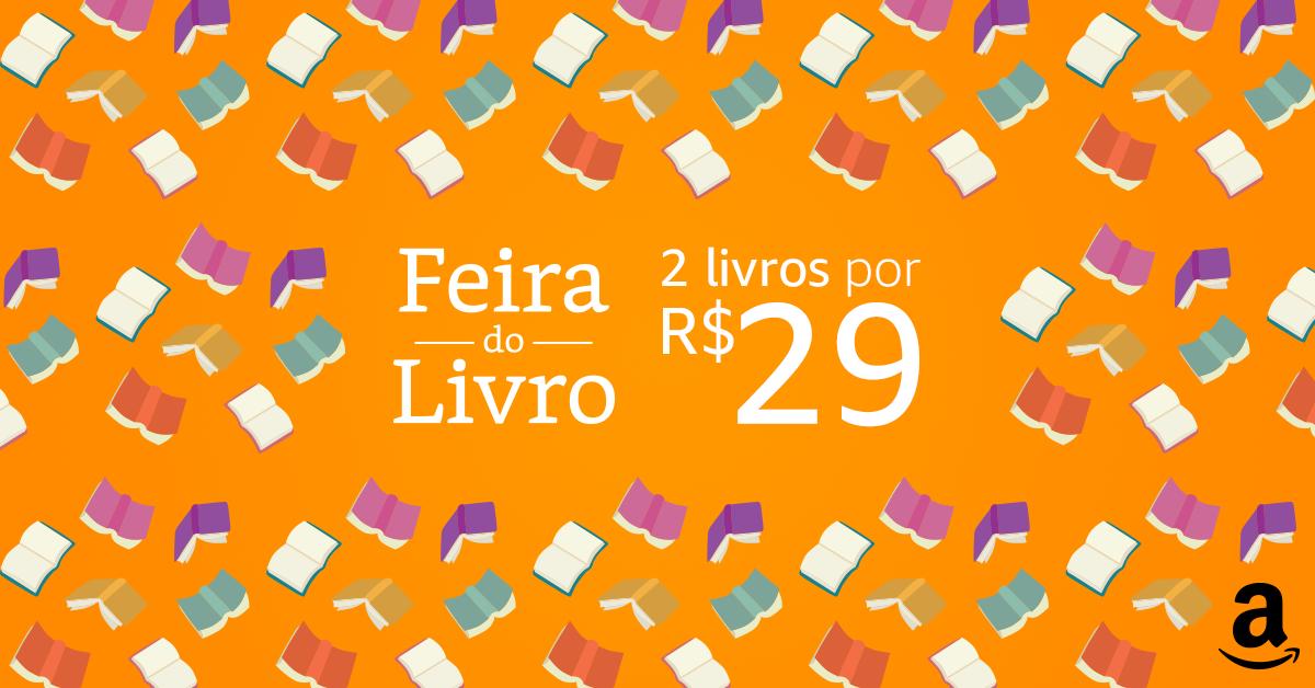 2 Livros por R$ 29,00