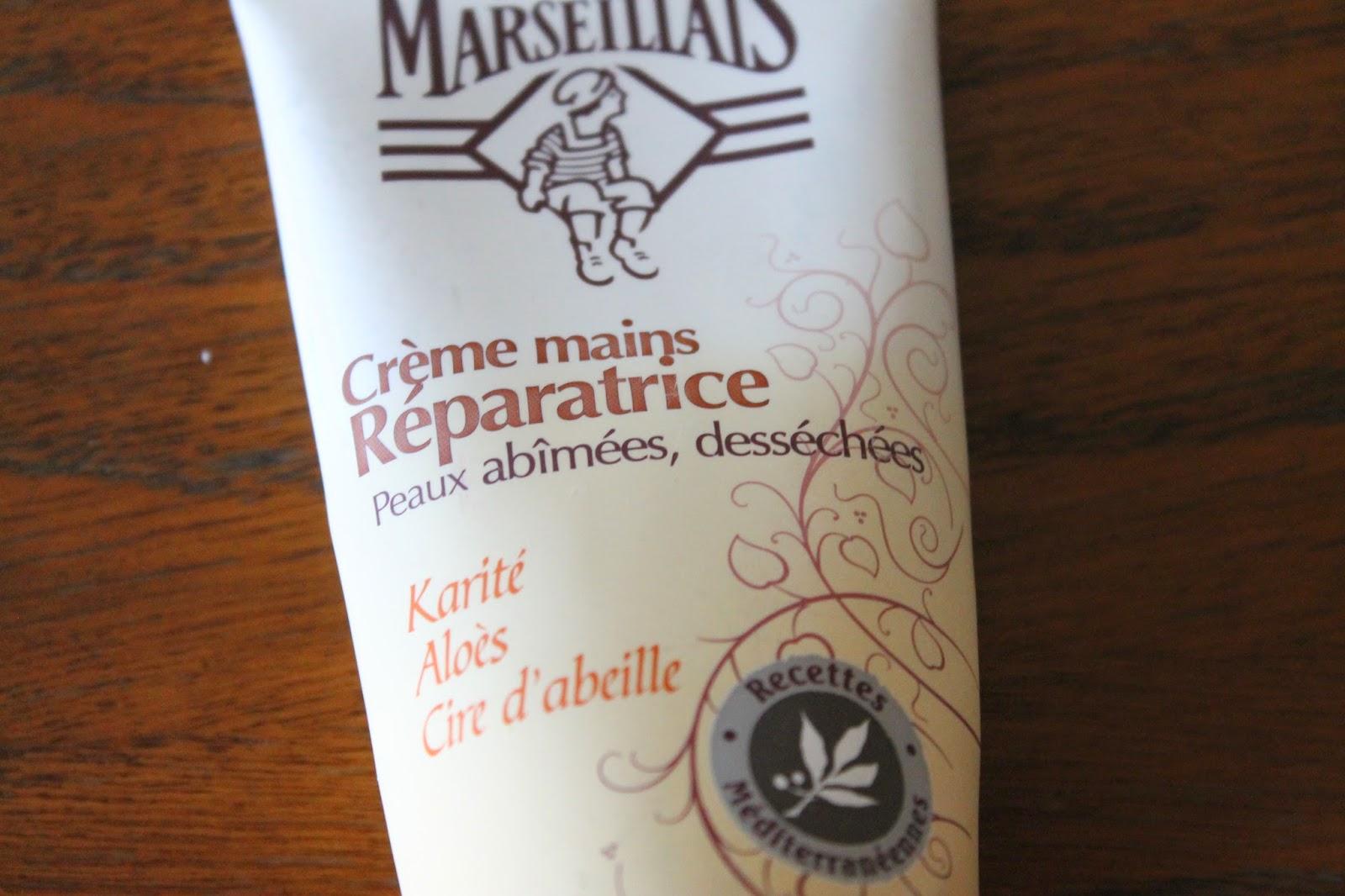papillonsdonyx blog beauté suisse produits terminés le petit marseillais crème mains