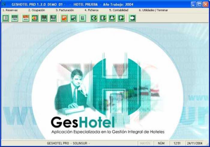 programa gestion de hoteles