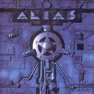 Portada de Alias- Alias