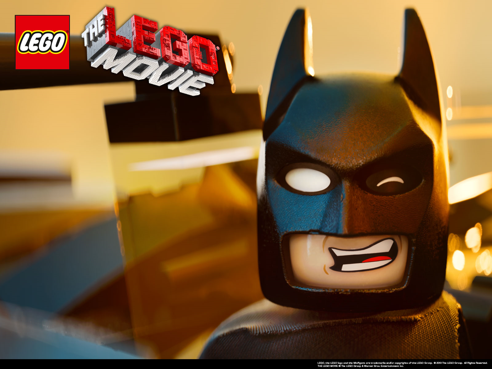 The Lego Movie Torrent Poster