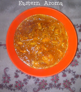 dimer dalna or spicy egg curry with a story of a golden swan