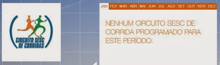 Corrida de Santo Amaro 2014 - Não tem!