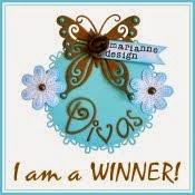 eerste prijs gewonnen