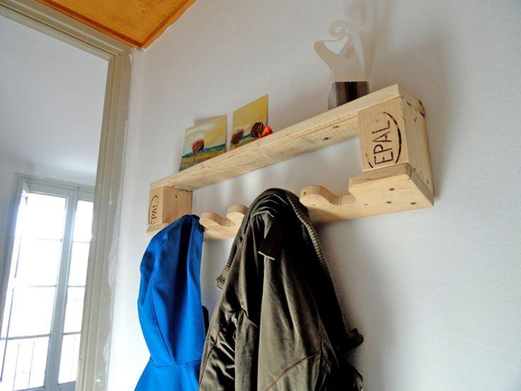 Reaproveite madeira de pallet