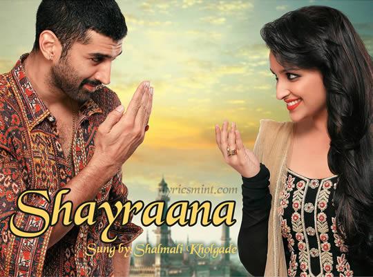 Shayrana - Daawat-e-Ishq
