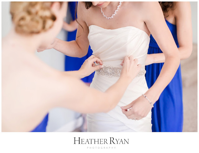 Newton White Mansion Wedding | Photos by Heather Ryan Photography