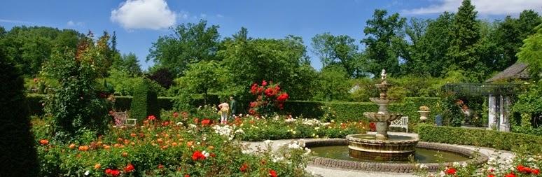Ilclanmariapia il castello di arcen e il suo giardino for Giardino orientale