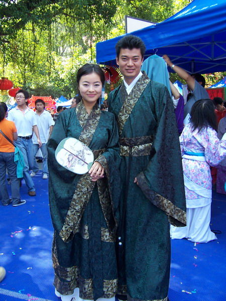 all chinese things ancient chinese clothing history of