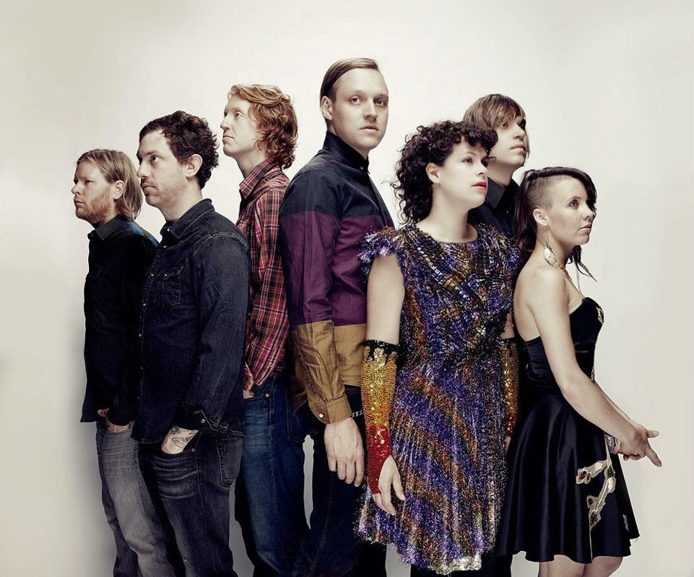 lyric arcade fire: