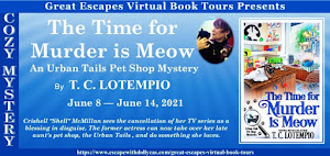 TIME FOR MURDER IS MEOW BLOG TOUR