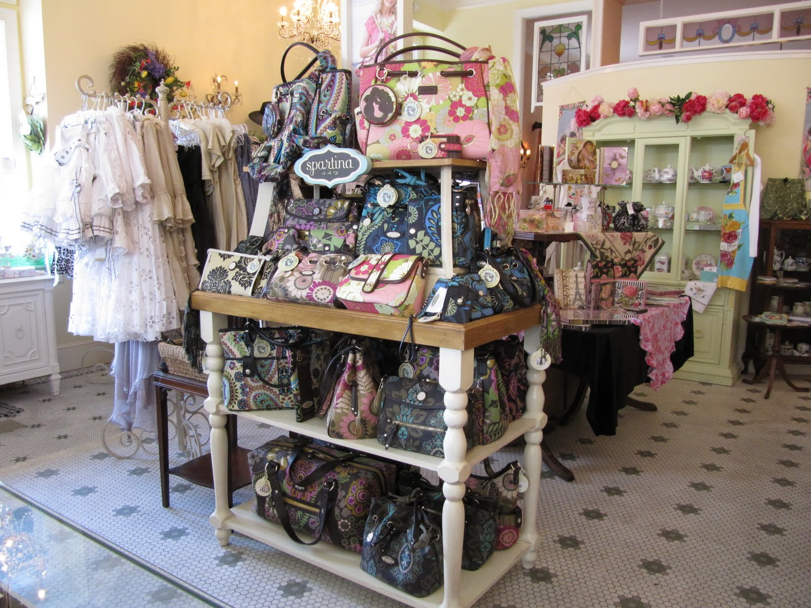 Camellia Rose Tea Room And Boutique