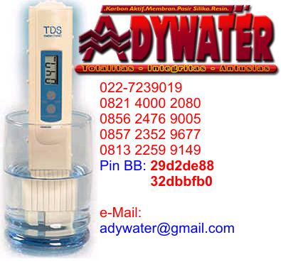 TDS Meter | Indikasi Kualitas Air Menggunakan Parameter TDS Meter | Jual TDS Meter - 082140002080