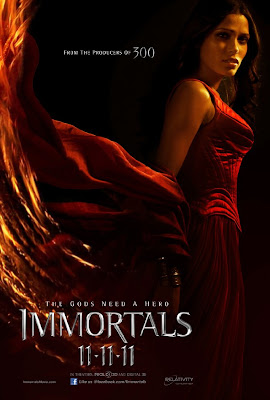 Immortals official picture