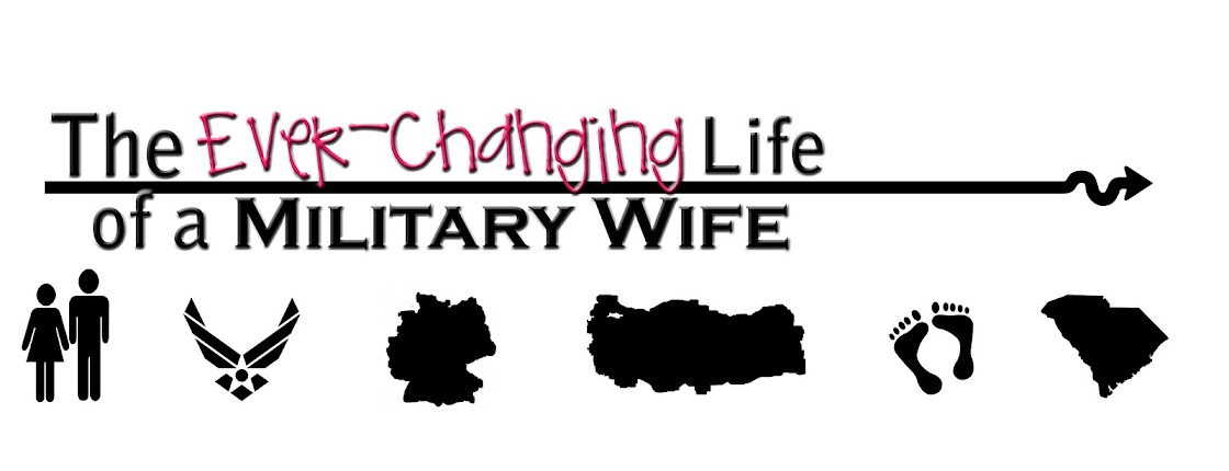 The Ever-Changing Life of a Military Wife