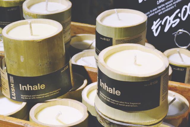 Lush Candles