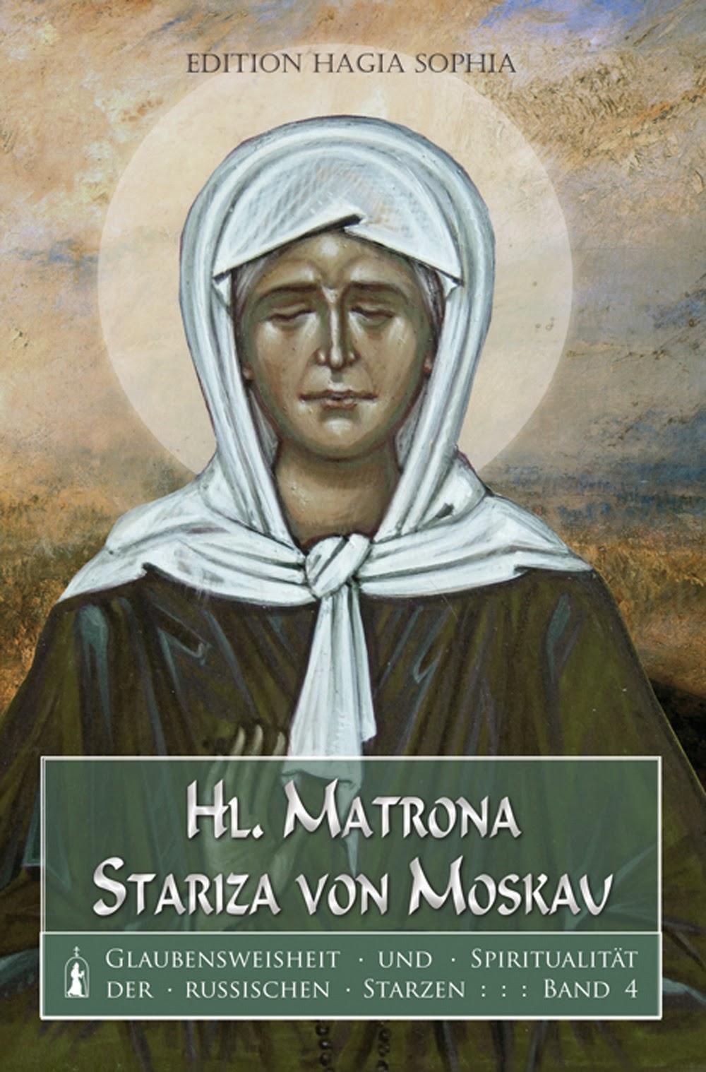 Hl. Matrona - Stariza von Moskau