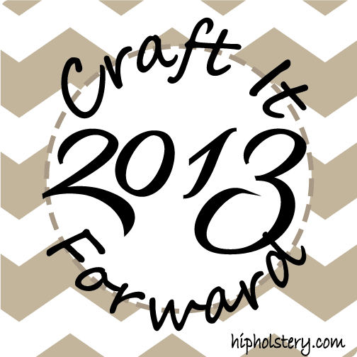 Craft, Forward, Craft-it, 2013, DIY, Chain Mail. Chain Letter