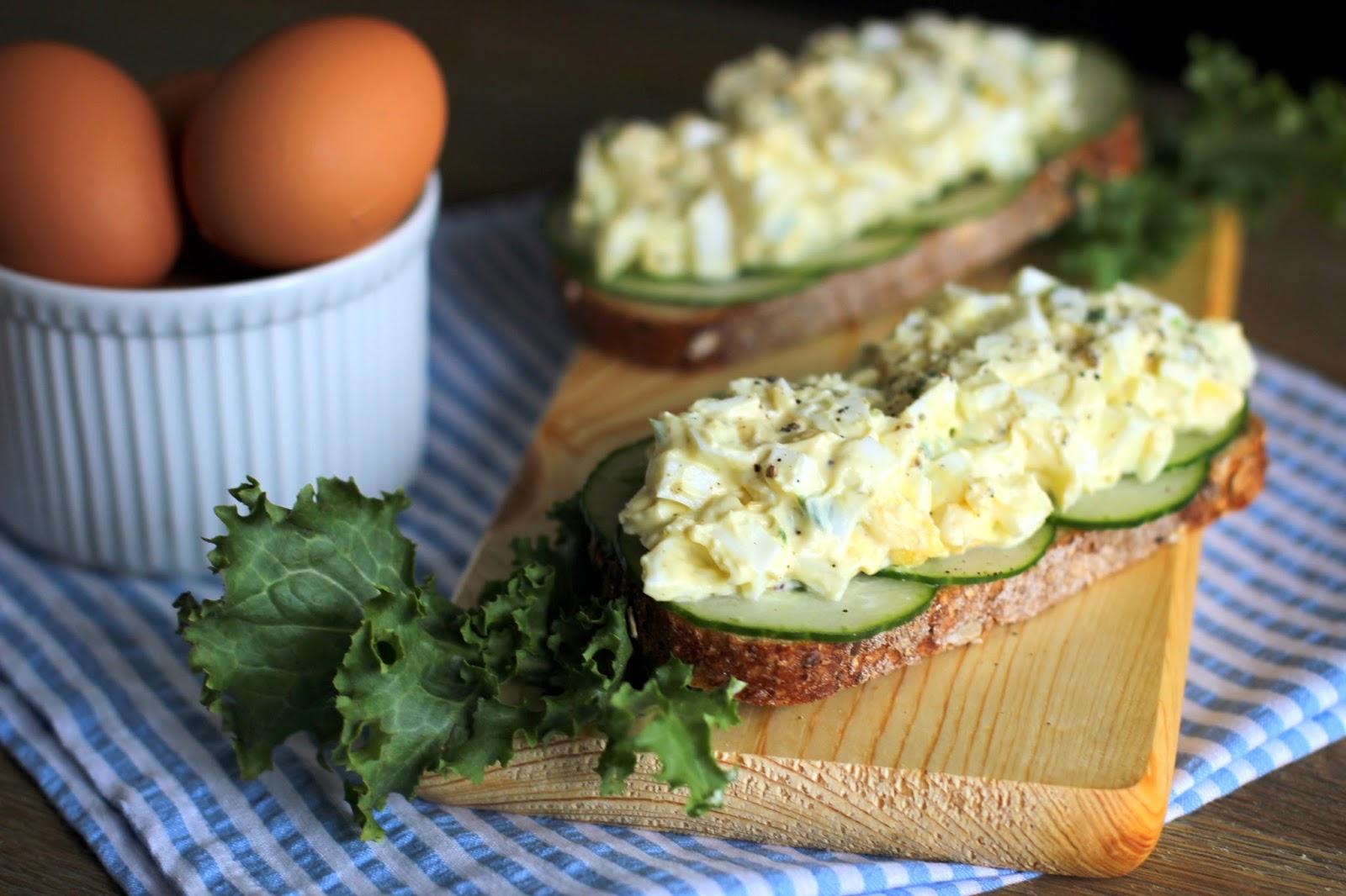 Simply Perfect Egg Salad