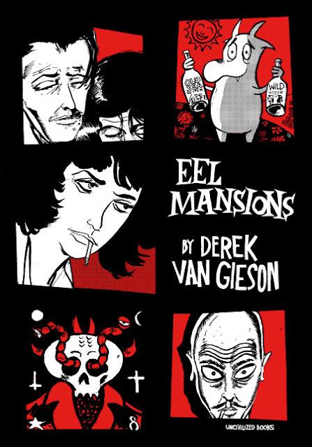 Eel mansions, Derek van Gieson