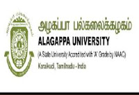 Alagappa University DDE Results 2013 of May, Dec Exam